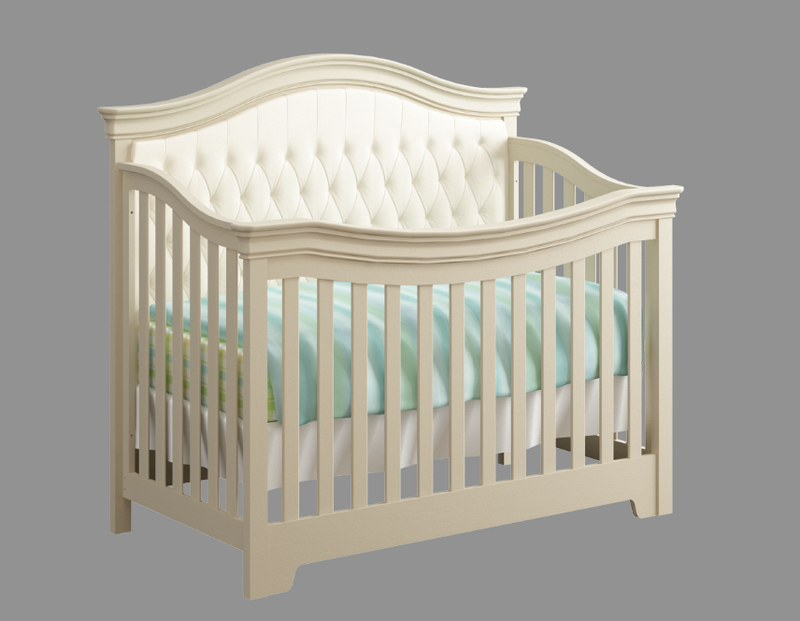 Greenguard certified Canadian Made Crib