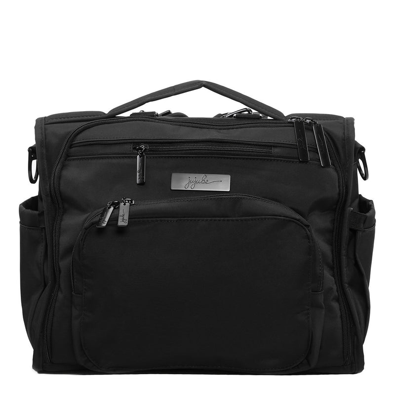 B.F.F. Diaper Bag - Black Out