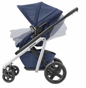 Maxi Cosi Stroller Lila | Nomad Blue