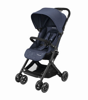 Lara RS Ultracompact Stroller | Nomad Blue