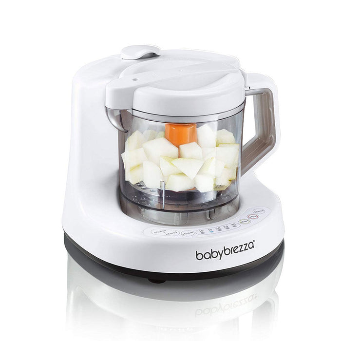 One Step Baby Food Maker | White