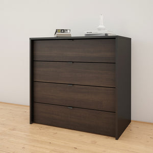 Caspian III 4-Drawer Changer | Ebony