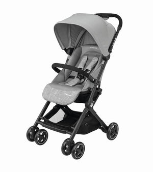 Lara RS Ultracompact Stroller | Nomad Grey