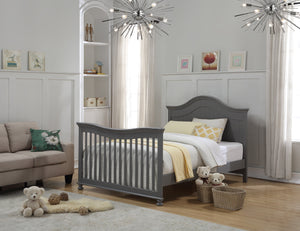 Lea Converted Crib | Grey