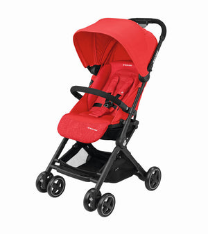 Lara RS Ultracompact Stroller | Nomad Red