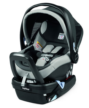 Peg Perego - Car Seat Primo Viaggio 4-35 Nido | Leather Ice