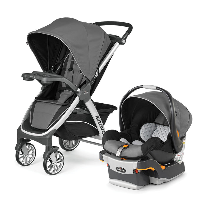 Bravo Trio Travel System | Poetic
