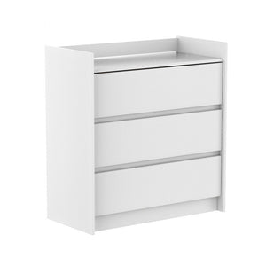 Oxford 3-Drawer Changer | White