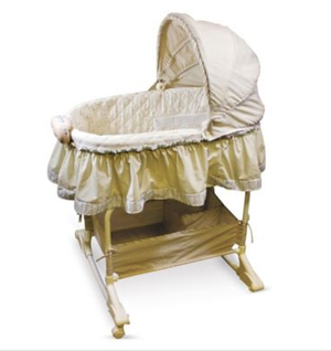 Bassinet 2 in 1- Bah Bah Baby