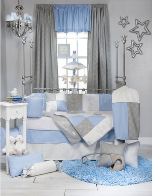 Starlight Glenna Jean Collection - 4 Piece Bedding