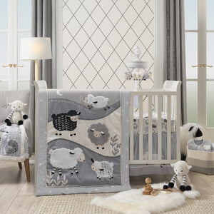 Baby Sheep | 4-Piece Bedding