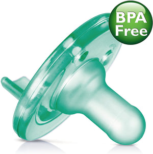 Avent Soothing Pacifiers Green 3M+ | Green