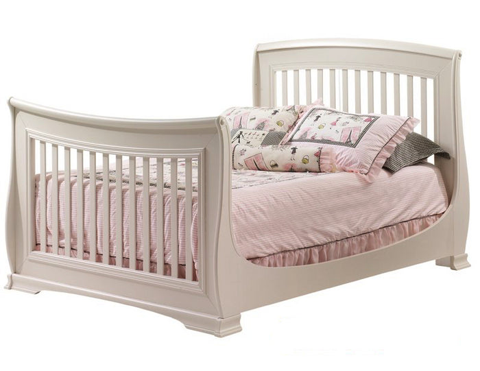 Hailey Converted Crib to Bed | White