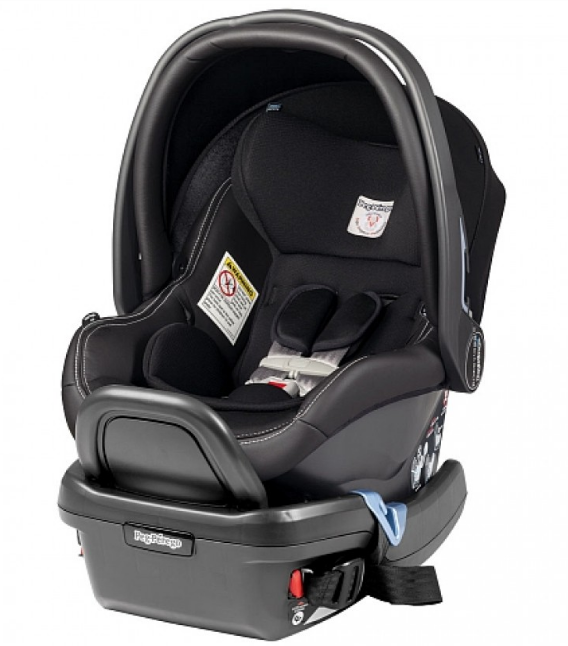 Peg Perego - Car Seat Primo Viaggio 4-35 | Leather Licorice