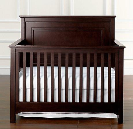 Ledger 4-in-1 Convertible Crib | Java