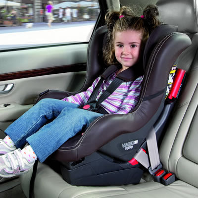 Peg Perego Converible Toddler Carseat Coco Leather