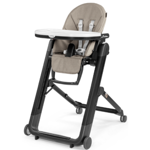 Peg Perego Siesta High Chair | Colour Ginger Grey