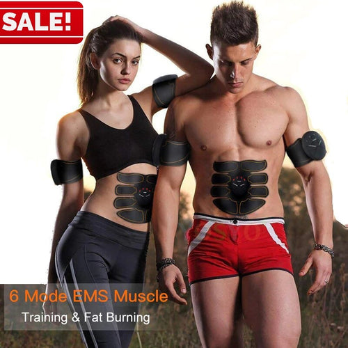 Smart Muscle Trainer | Muscle Stimulator | Hip Abdominal Abs Stimulator, Slimming Trainer