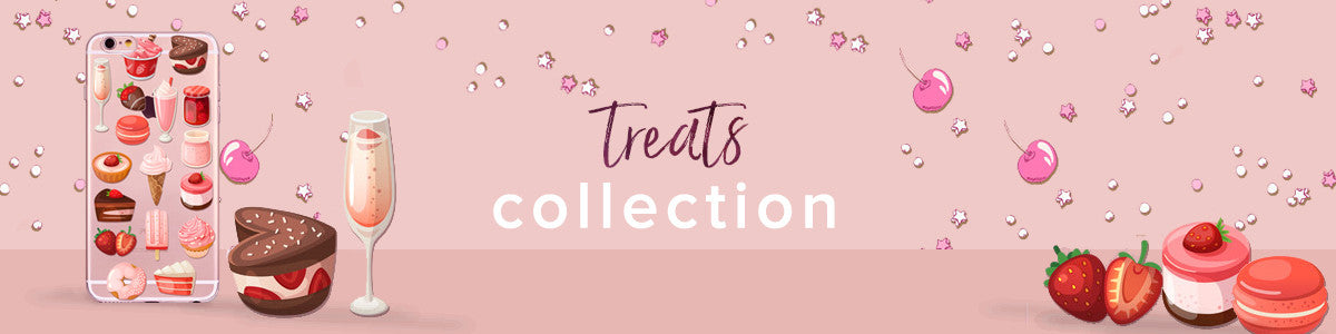 Treats Cuptakes iPhone Case Collection