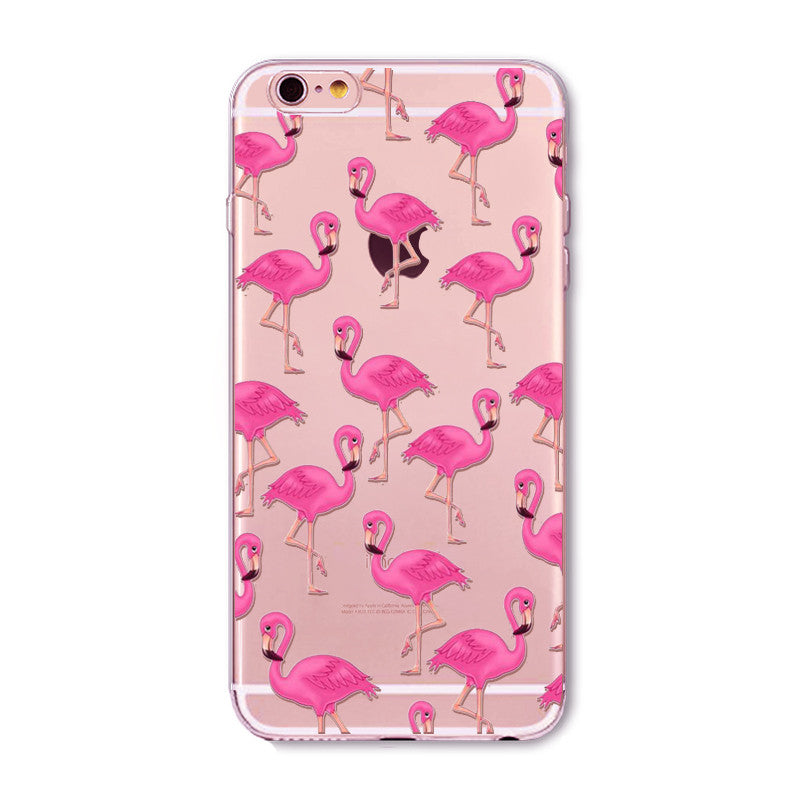 Hot Pink Flamingo Flock