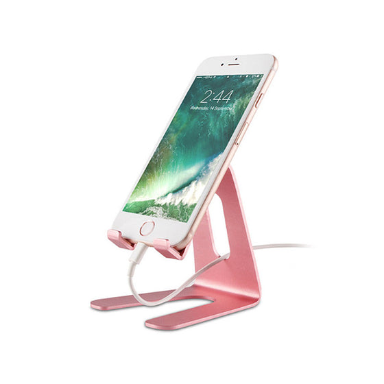 Rose Gold Aluminum Stand for iPhone & iPad