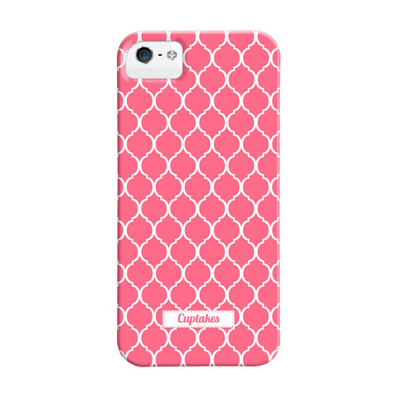 Pink Motif for iPhone 5