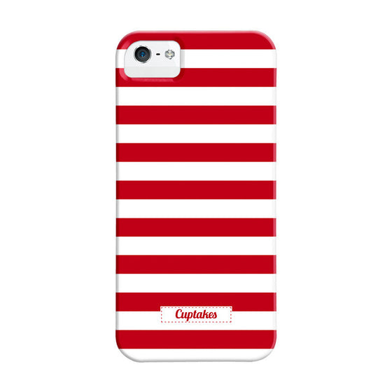 Red Stripes for iPhone 5