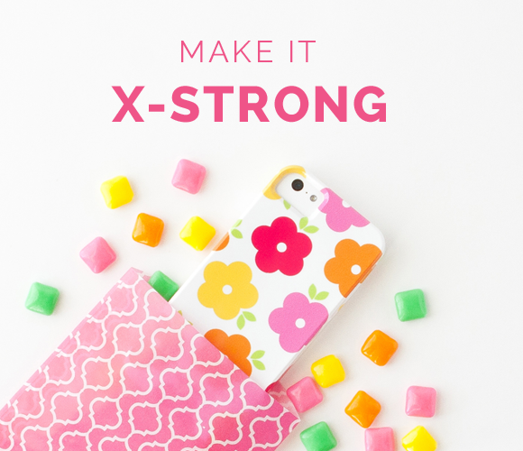 Make it X-Strong