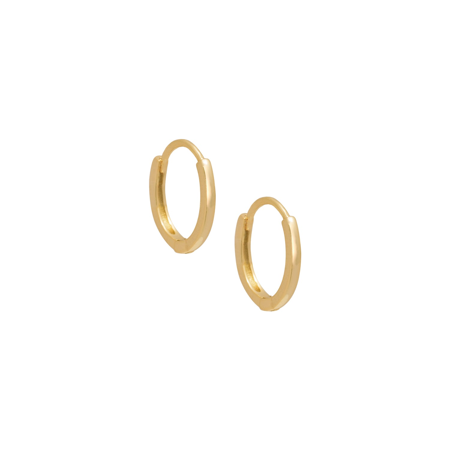 LISA HOOPS GOLD