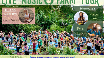 YOGARDEN Music and Yoga!