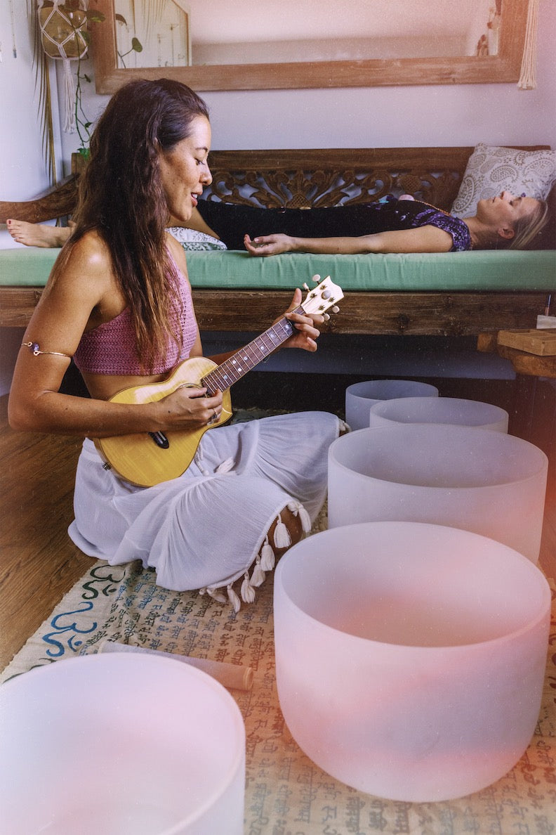 Crystal Sound Healing Special Event