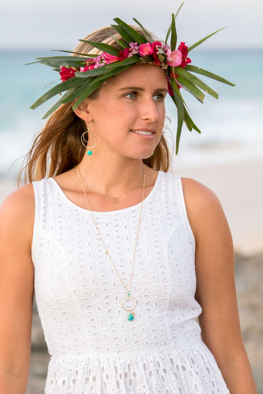 Ehukai Necklace