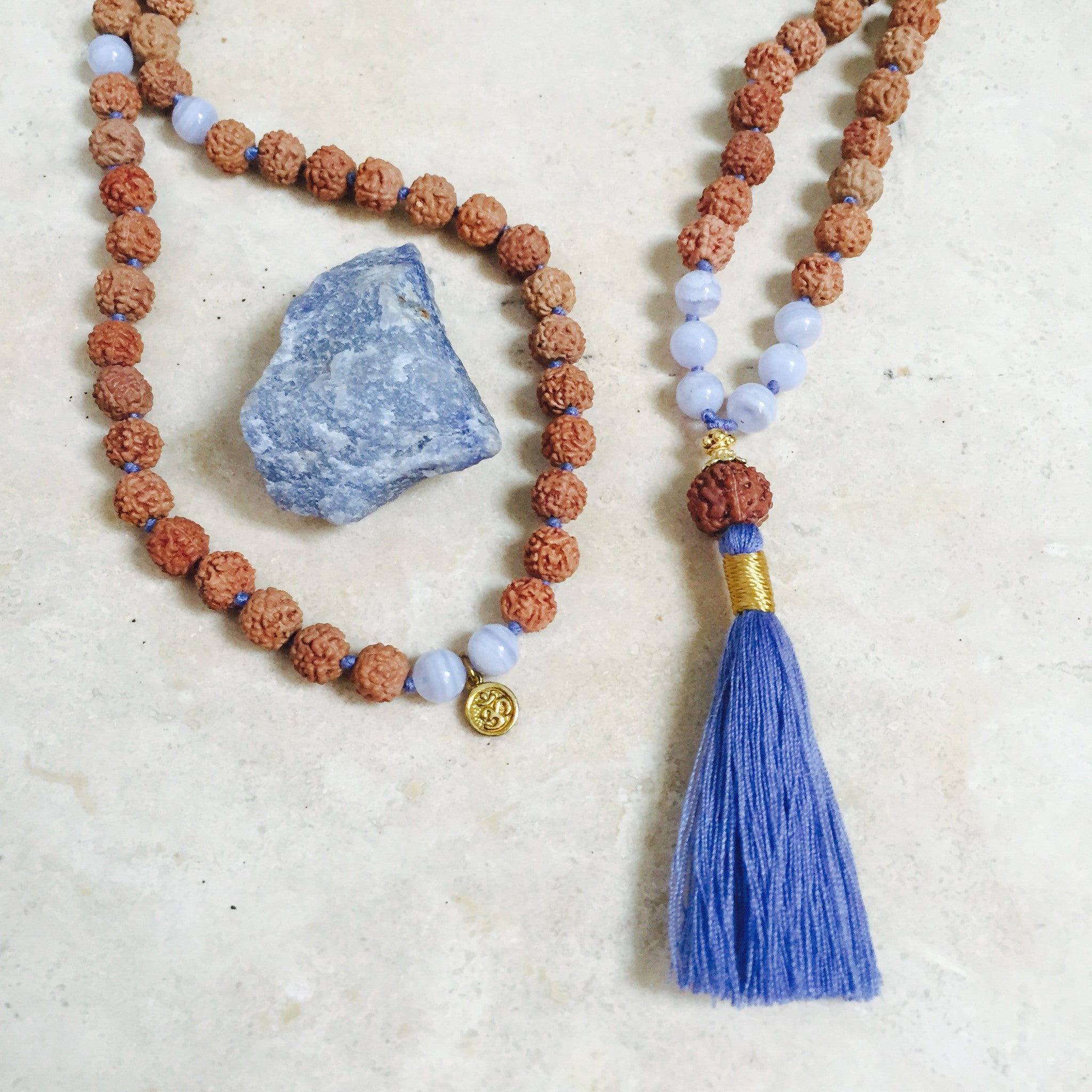malas salt necklaces prayer male aquamarine bracelets mala mist buddhist beads jewelry morning spring