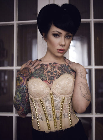 killer queen bustier