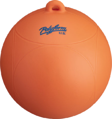 Polyform Slalom Buoy Orange WS-1-ORG