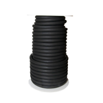 "Latex Tubing Spool 3/8""x50ft Black 2-Pak"