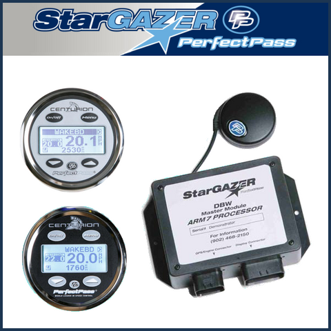 PerfectPass GPS Star Gazer Wake Edition S