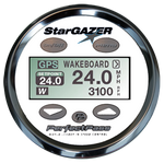 Star Gazer Multi-Line Display Gauge 3.5""