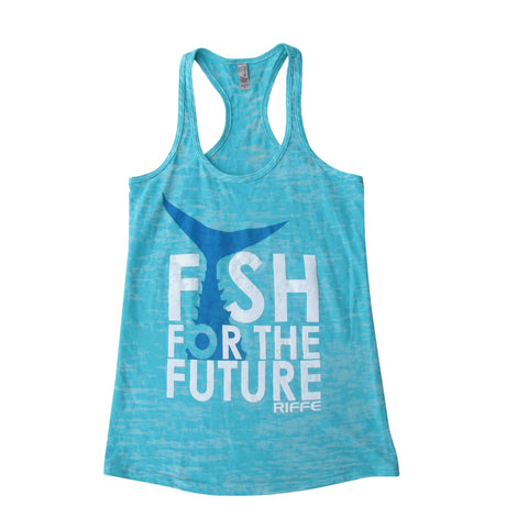 Fish For the Future - Racerback Tank