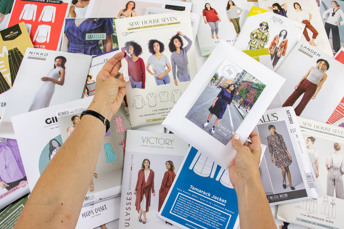 Sewing Patterns Mastered Online Course