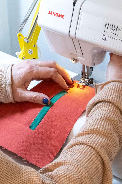 Advanced Sewing Techniques - Registration Deposit