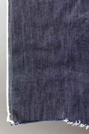 11 oz. Japanese Stretch Denim - Indigo - 1/2 yard