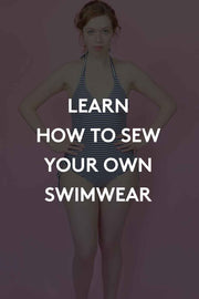 How to Sew Swimwear - Registration Deposit
