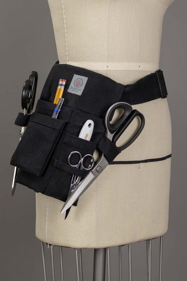 Tool Belt for Sewists and Makers