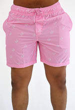 Load image into Gallery viewer, Beach Shorts (Pink Cactus)