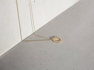 Time Necklace - small
