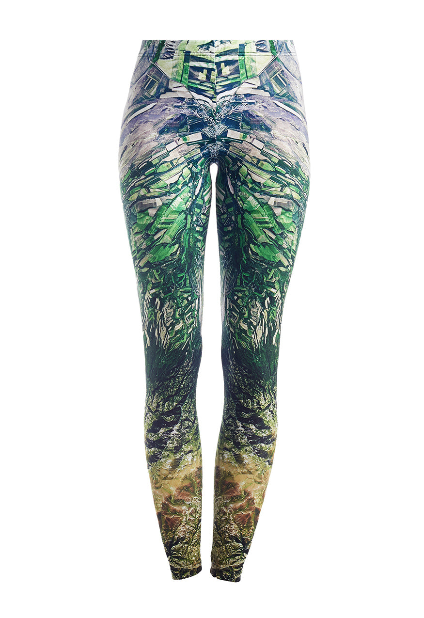 Kazakhstan - Leggings