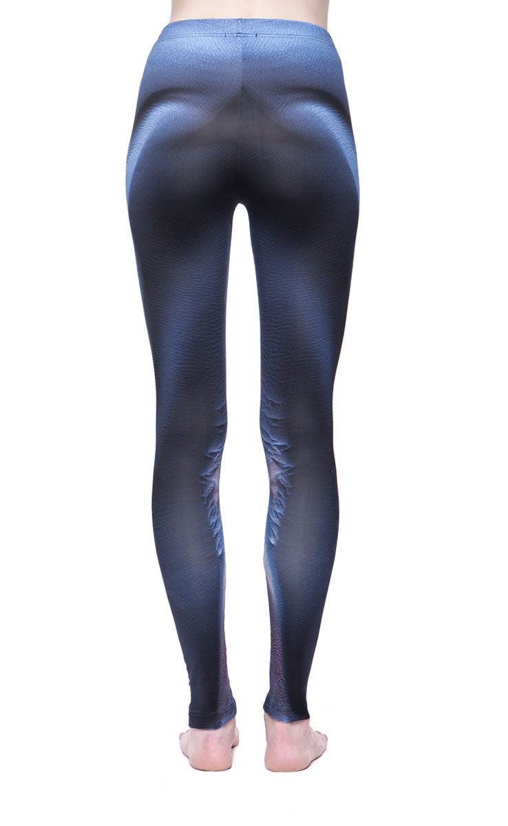 Blue Dunes - Leggings