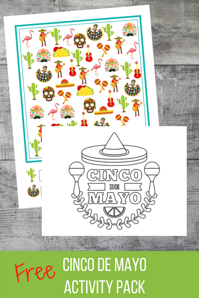 Cinco de Mayo Freebie!
