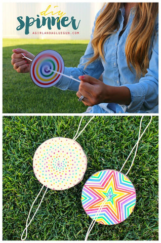 DIY spinner craft